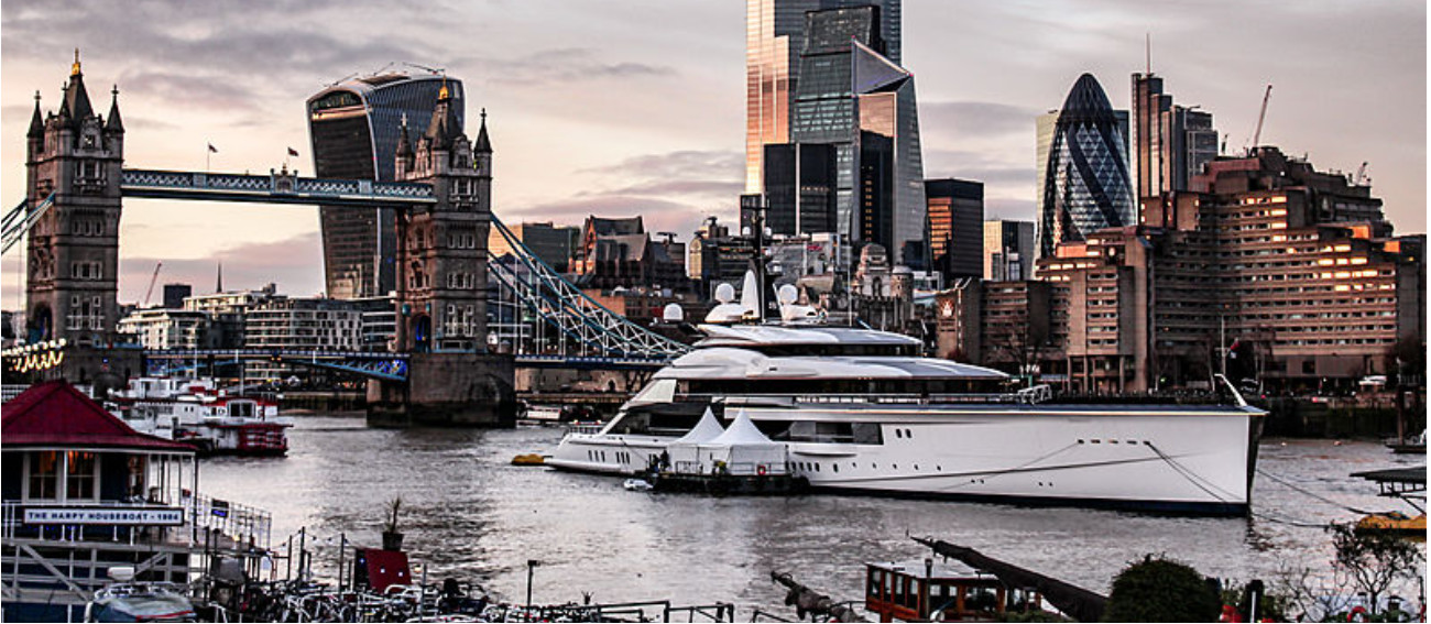 cyber security for superyachts