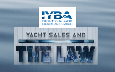 IYBA- Yacht Sales & the Law Seminar